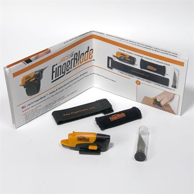 FingerBlade Retail Packaging