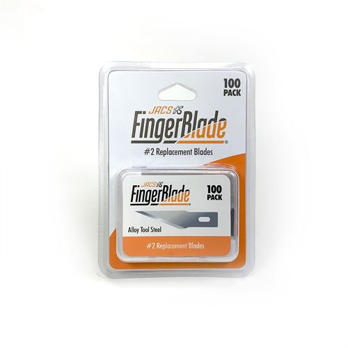 FingerBlade Replacement Blades